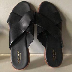 Cole Haan Grand Slides Sandals